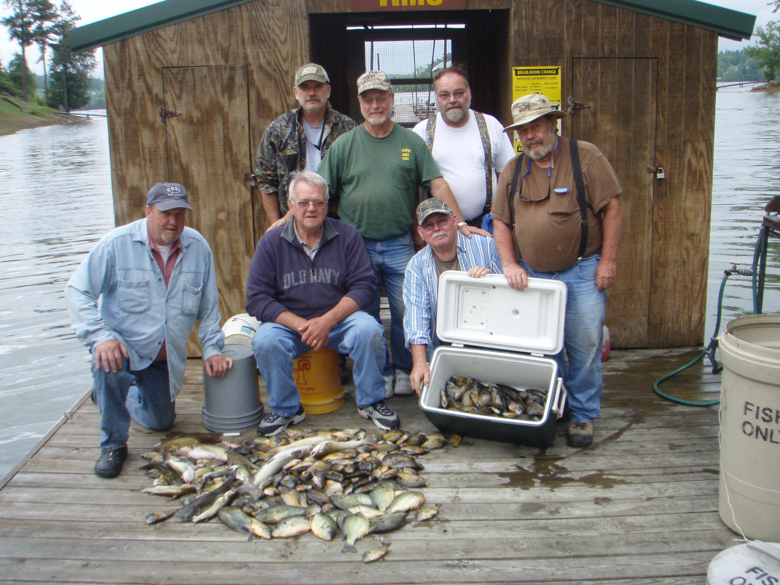 Kentucky lake fishing report jonathan creek best fish 2017 for Kentucky lake fishing